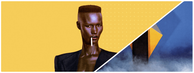 collage grace-jones