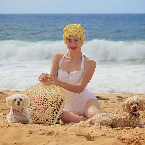 jelly bag para la playa