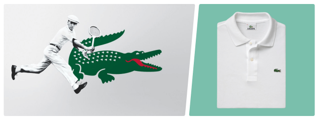 collage lacoste