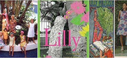 Collage de Lilly Pulitzer
