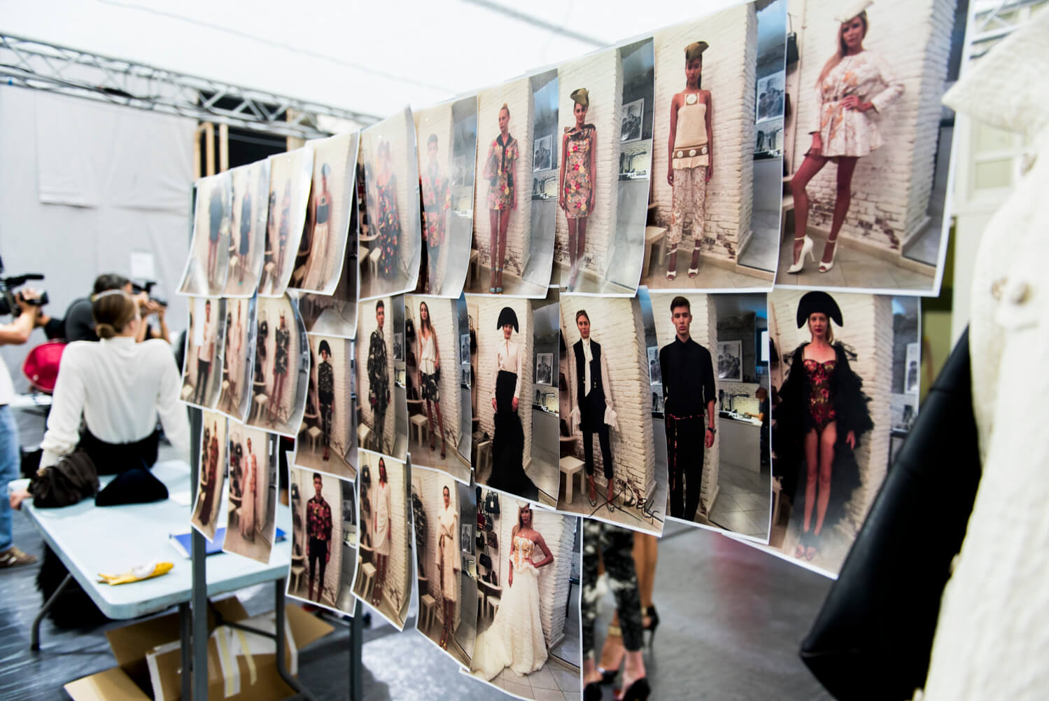 modelos fotografías