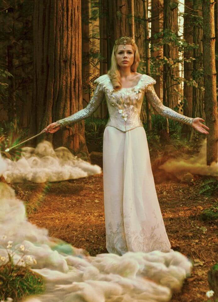 Glinda, la Bruja Buena del Sur