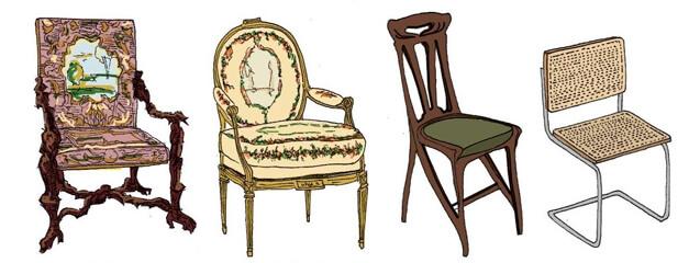 La evolución del diseño de mobiliario | Blog de DSIGNO