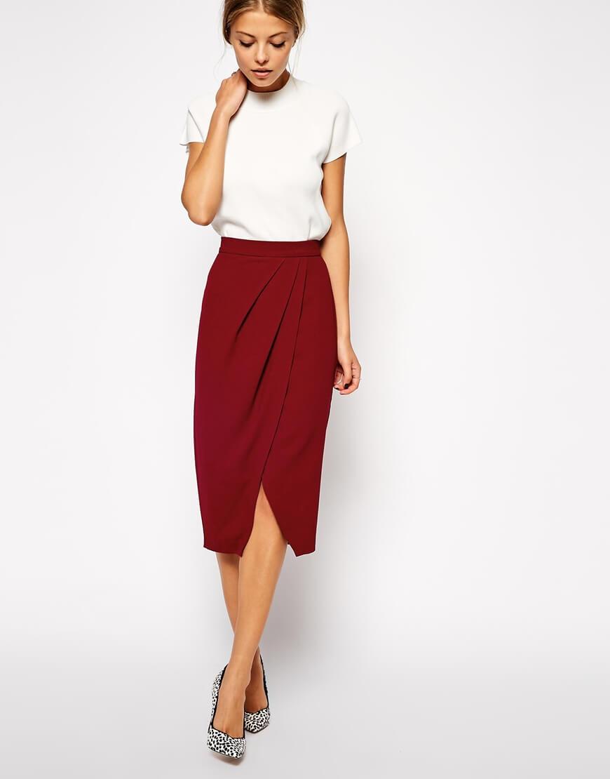 Faldas-estilo-tulipán