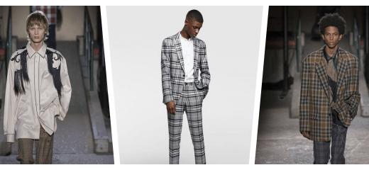 collage tendencias masculinas