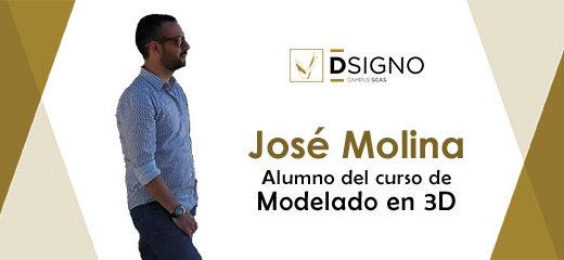 José Molina alumno Dsigno