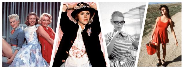 collage estilismo cine