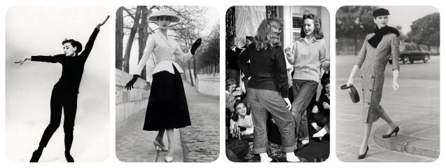 collage años 50