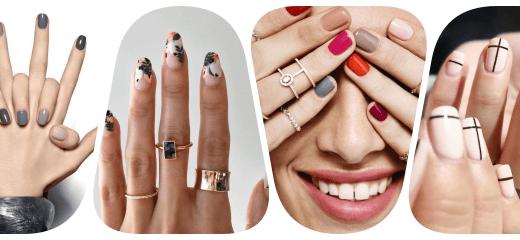 collage uñas