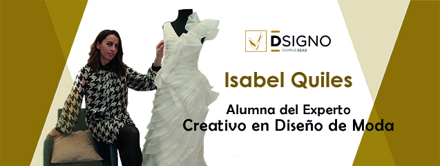 isabel quiles alumna dsigno