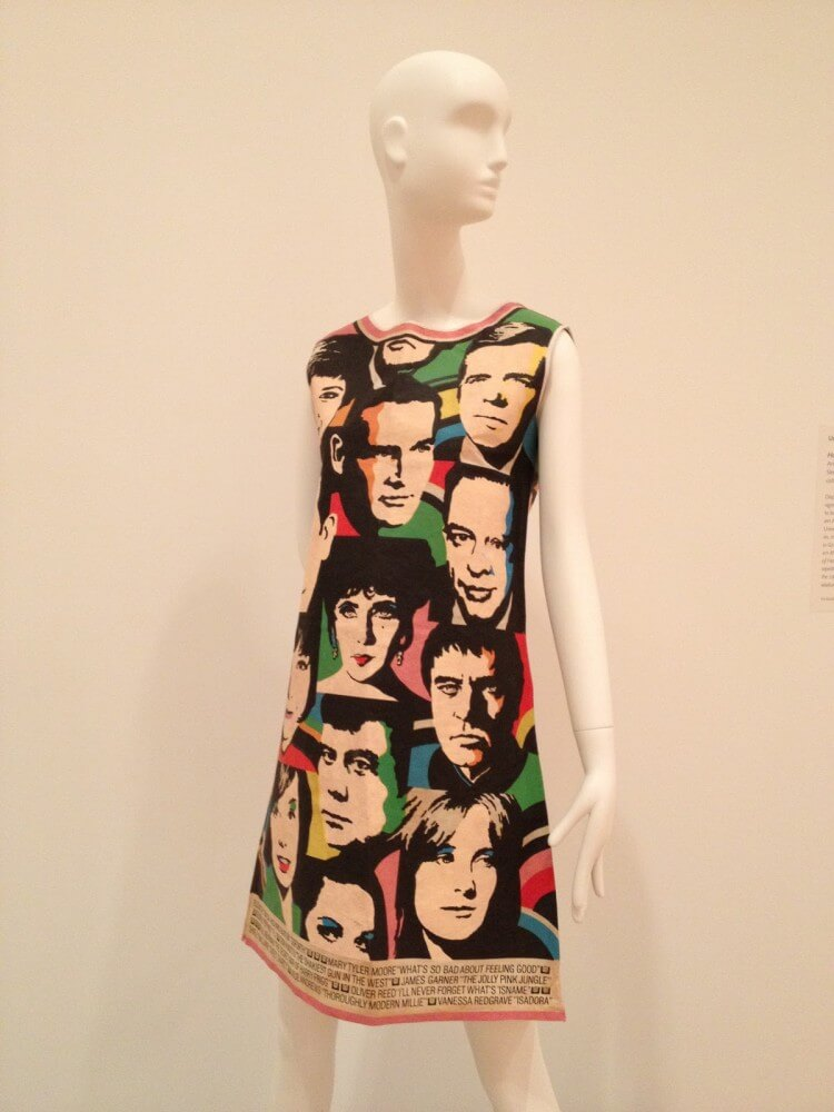 pop art vestido