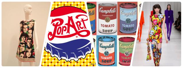 collage pop art
