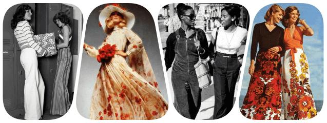 collage años 70