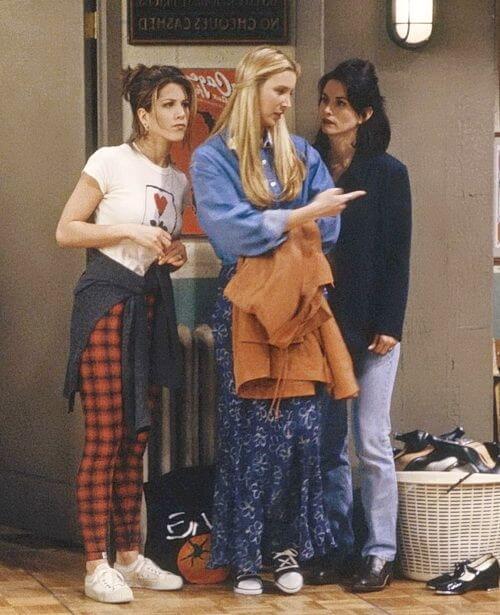 moda años 90