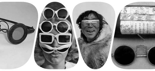 collage gafas