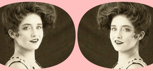 collage peinados