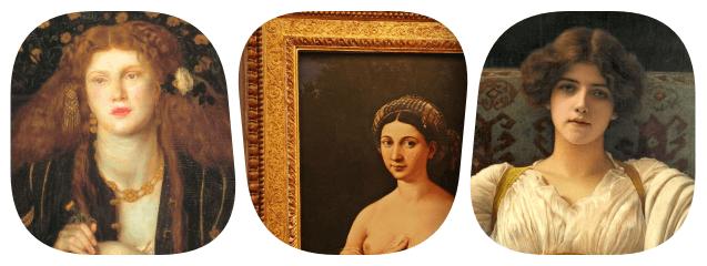collage modelos