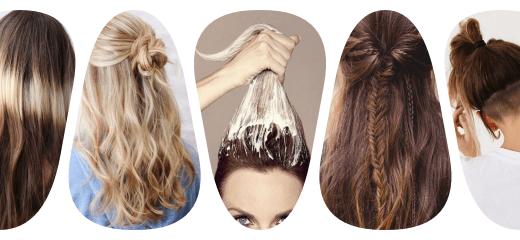 collage peluqueria