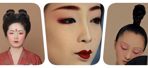 collage china