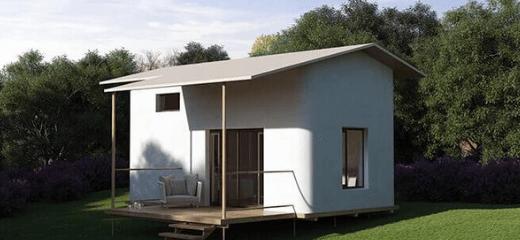casa prefabricada pasiva