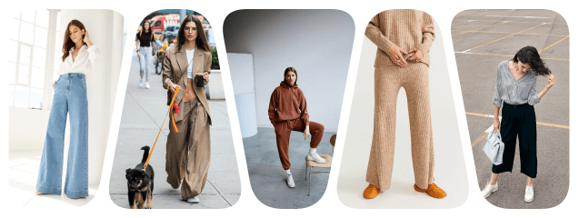 collage pantalones