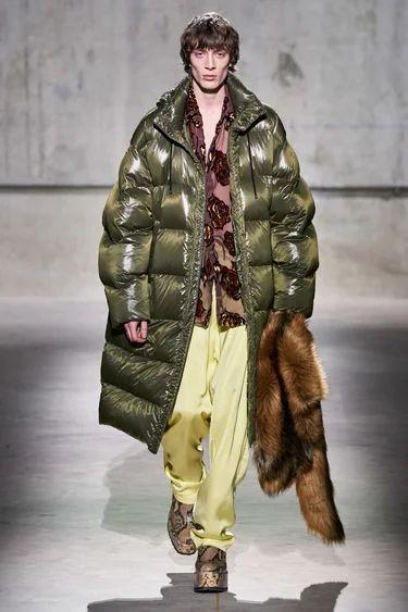 abrigo plumas