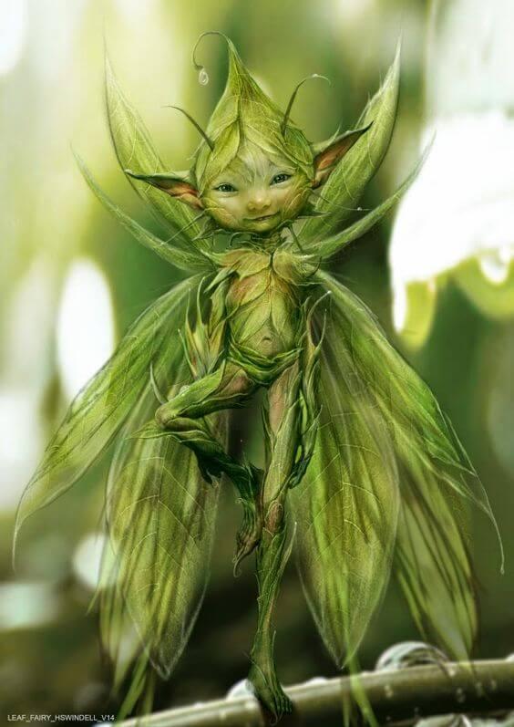 elfos verde