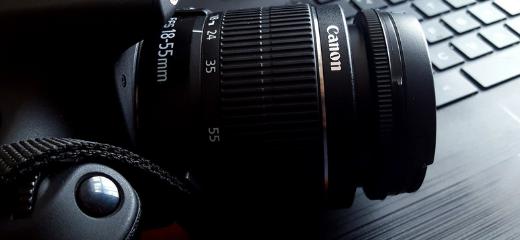 Tipos de cámara de fotografía