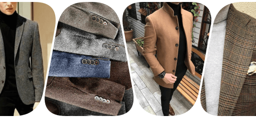 collage chaquetas