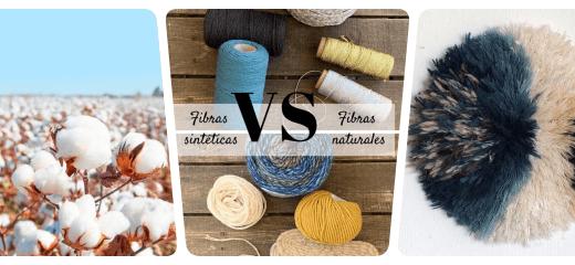collage. fibras