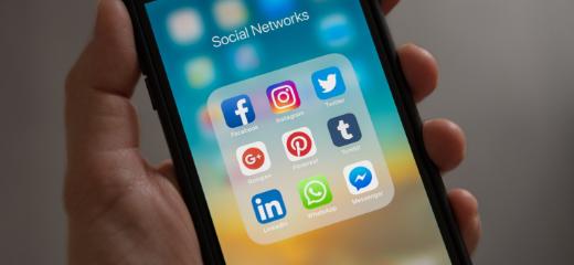 Diseño gráfico en Social Media