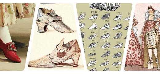collage zapatos