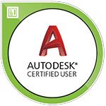 Certificación AutoCAD